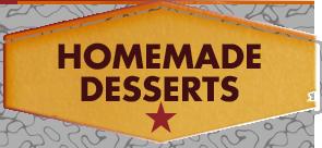 Homemade Desserts