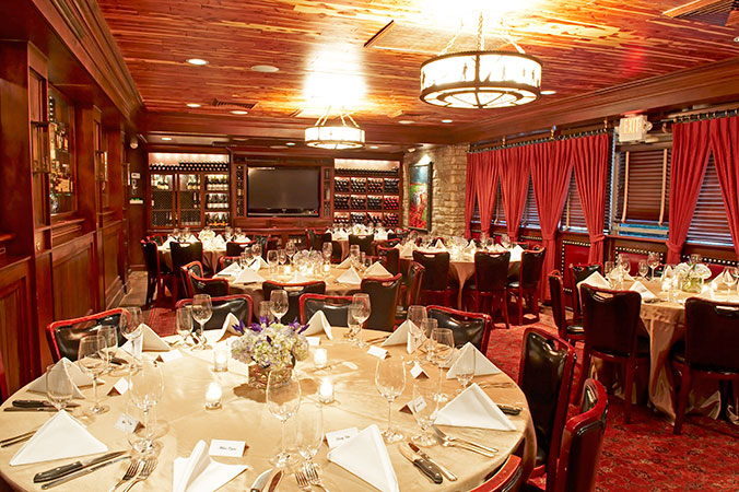 pappas bros steakhouse private dining luxury hospitality interior design of omni hotels and