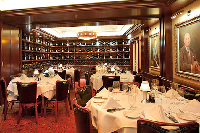 pappas bros. steakhouse - private dining