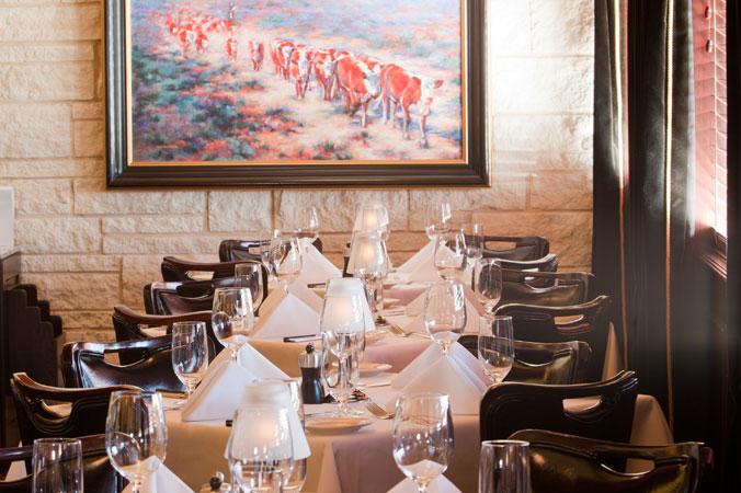 Pappas Bros. Steakhouse - Dallas