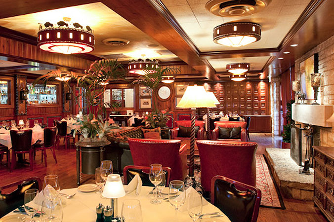 Pappas Bros Steakhouse Private Dining