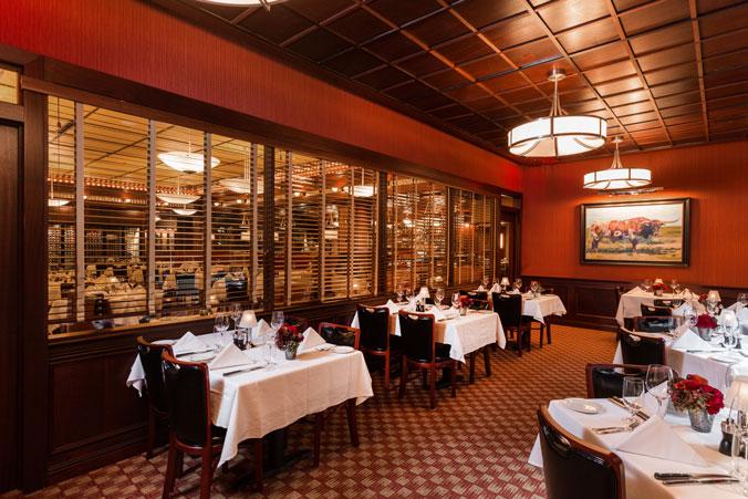 Pappas Bros Steakhouse Houston Downtown - Open table houston