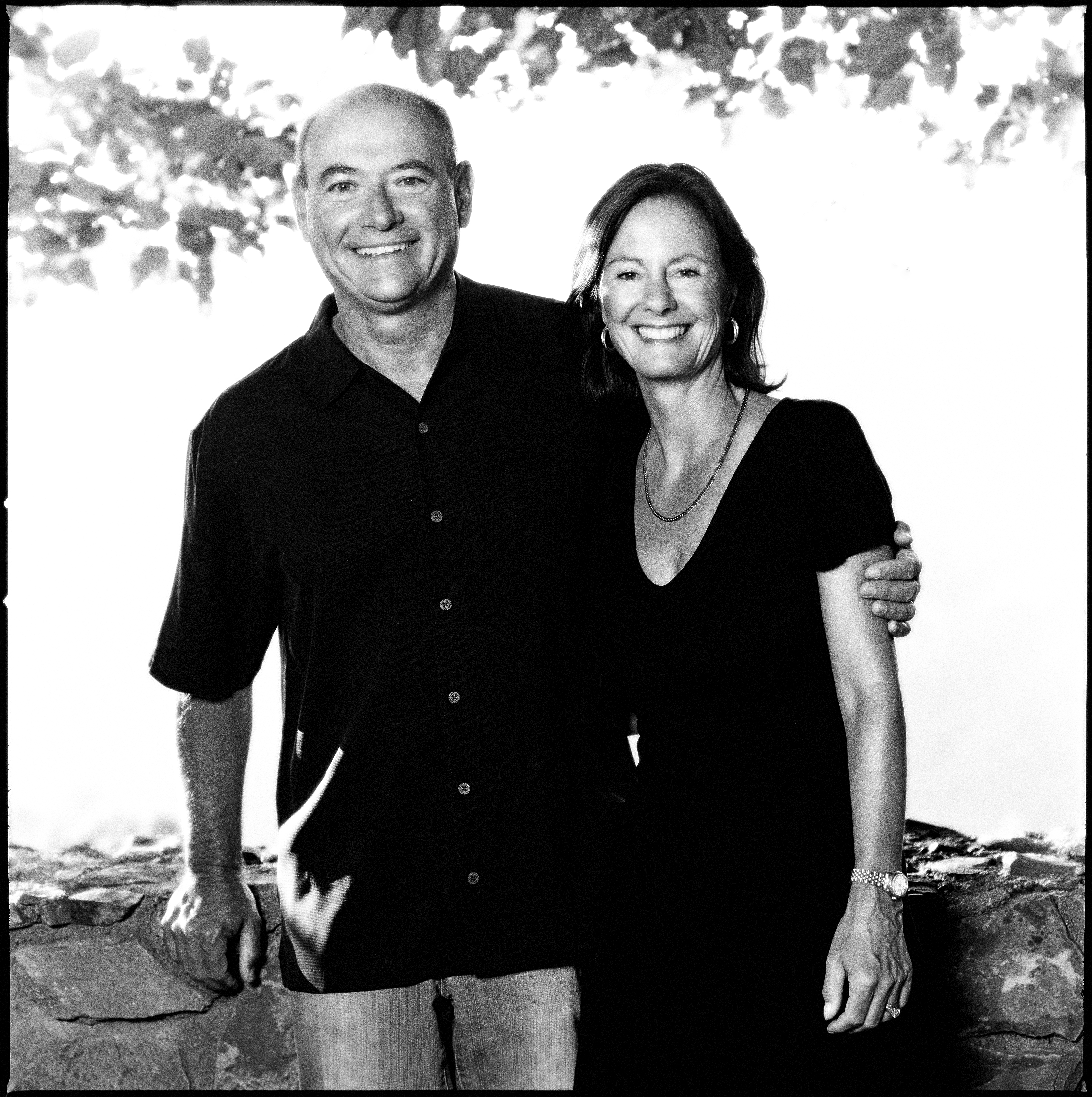 Fiona and Hal Barnett, Proprietors