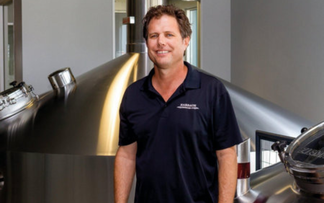 Eric Warner, Co-Founder & Head Brewmaster